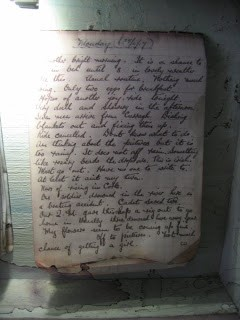 letter handwritten dated 25/6/171917